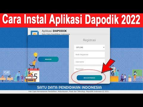 Link download aplikasi dapodik versi 2022 dan panduan aplikasi dapodik versi 2022. Cara Instal Aplikasi Dapodik Versi 2022 Dengan Mudah Iamgirl Rambat Id